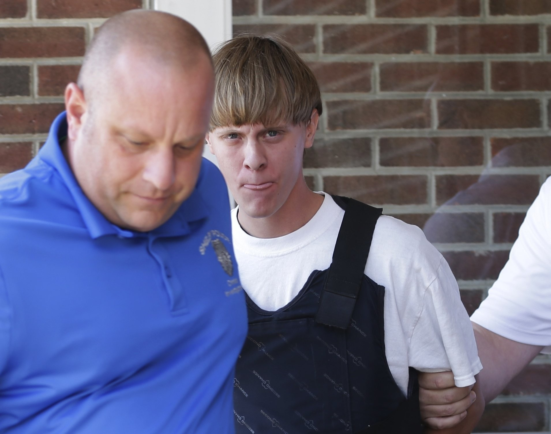 After mass killing, Dylann Roof headed toward 2nd black church which had canceled Bible study: documents