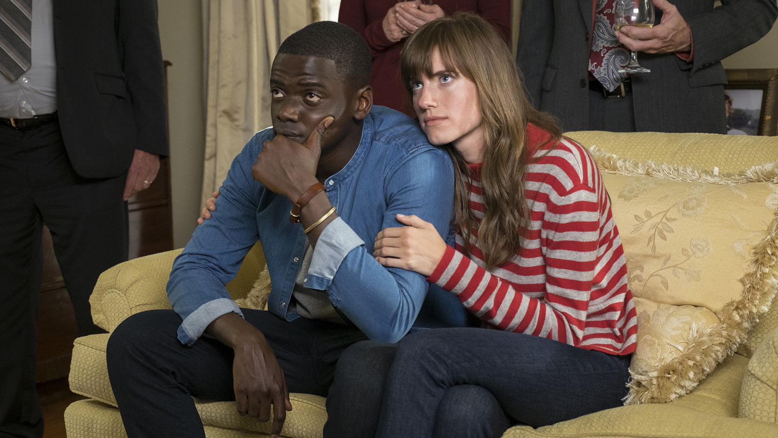 Jordan Peele's clever horror-satire 'Get Out' is an overdue Hollywood response to our racial anxiety