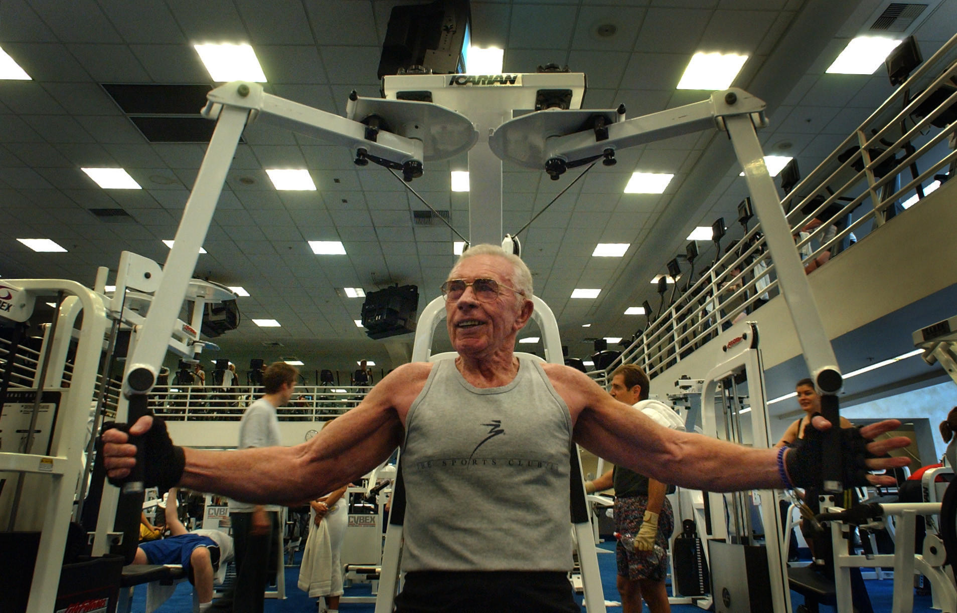 Healthy living: Muscle mass declines with age. Here's what you can do about it