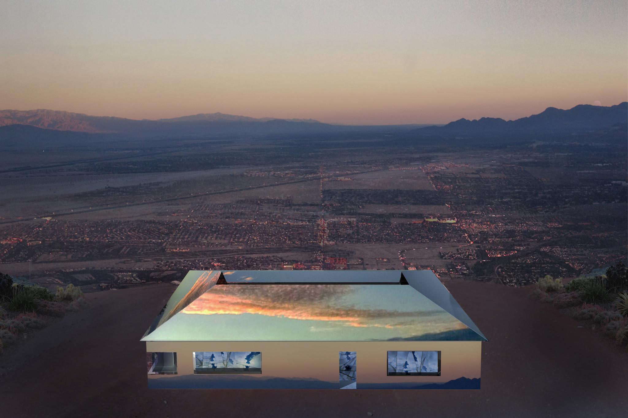 Desert X aims to be the Coachella of the art world. Here's a sneak peek