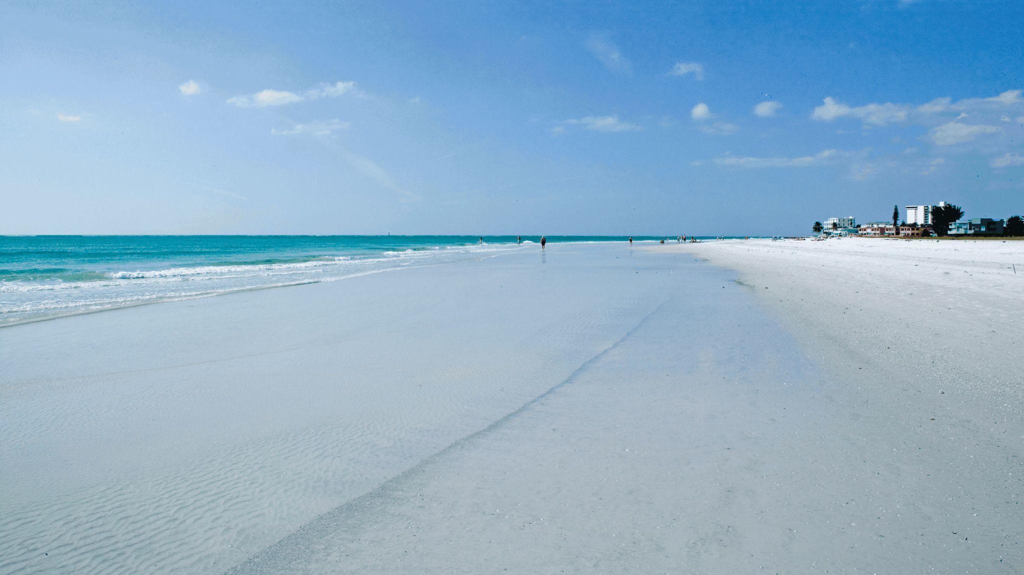 Sarasota beaches - Florida S Siesta Beach Named Best Beach In The U S By Tripadvisor Orlando Sentinel