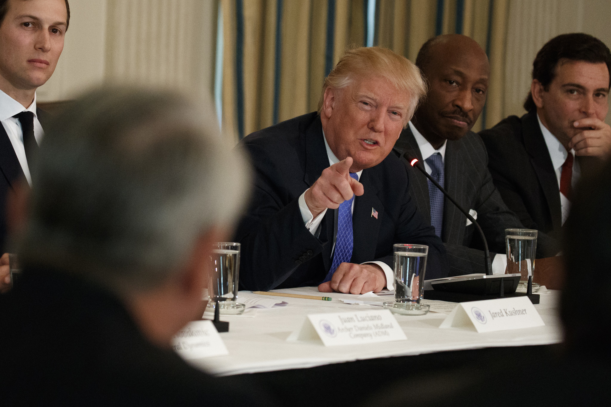 Factory CEOs tell Trump: Jobs exist, skilled applicants ...