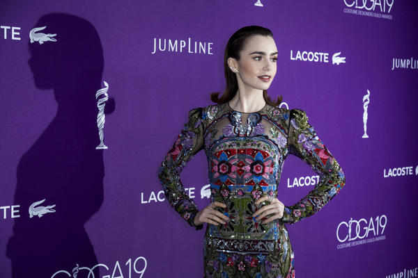 Costume designers and guests dress the part for the Costume Designers Guild Awards