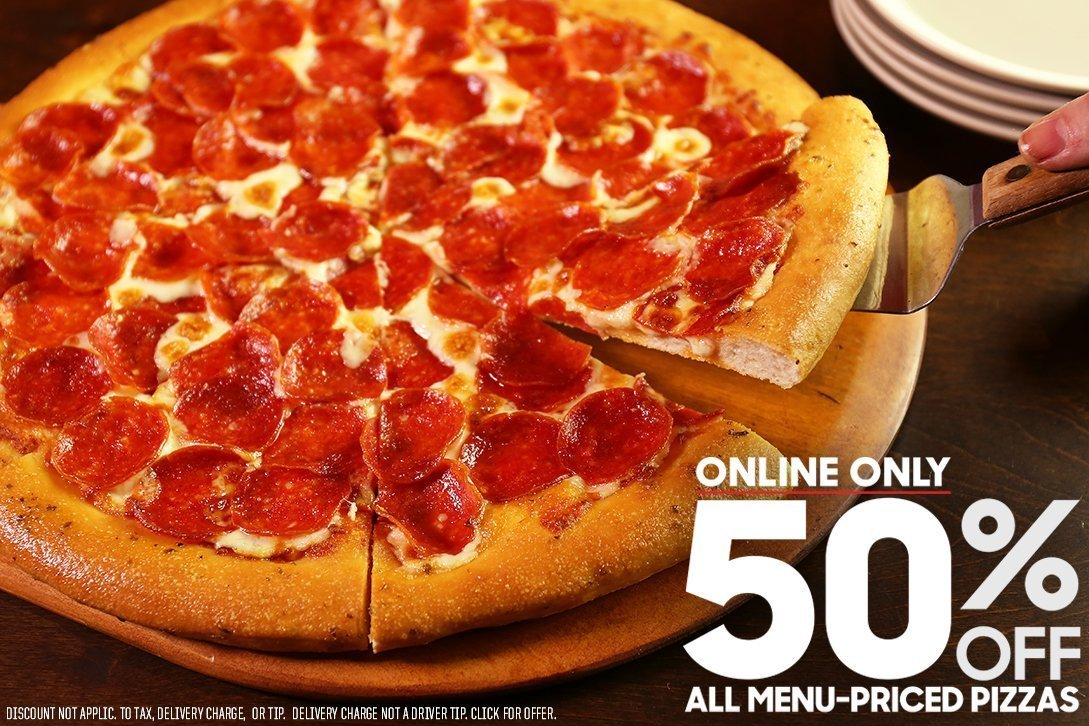 Pizza hut pick up coupons
