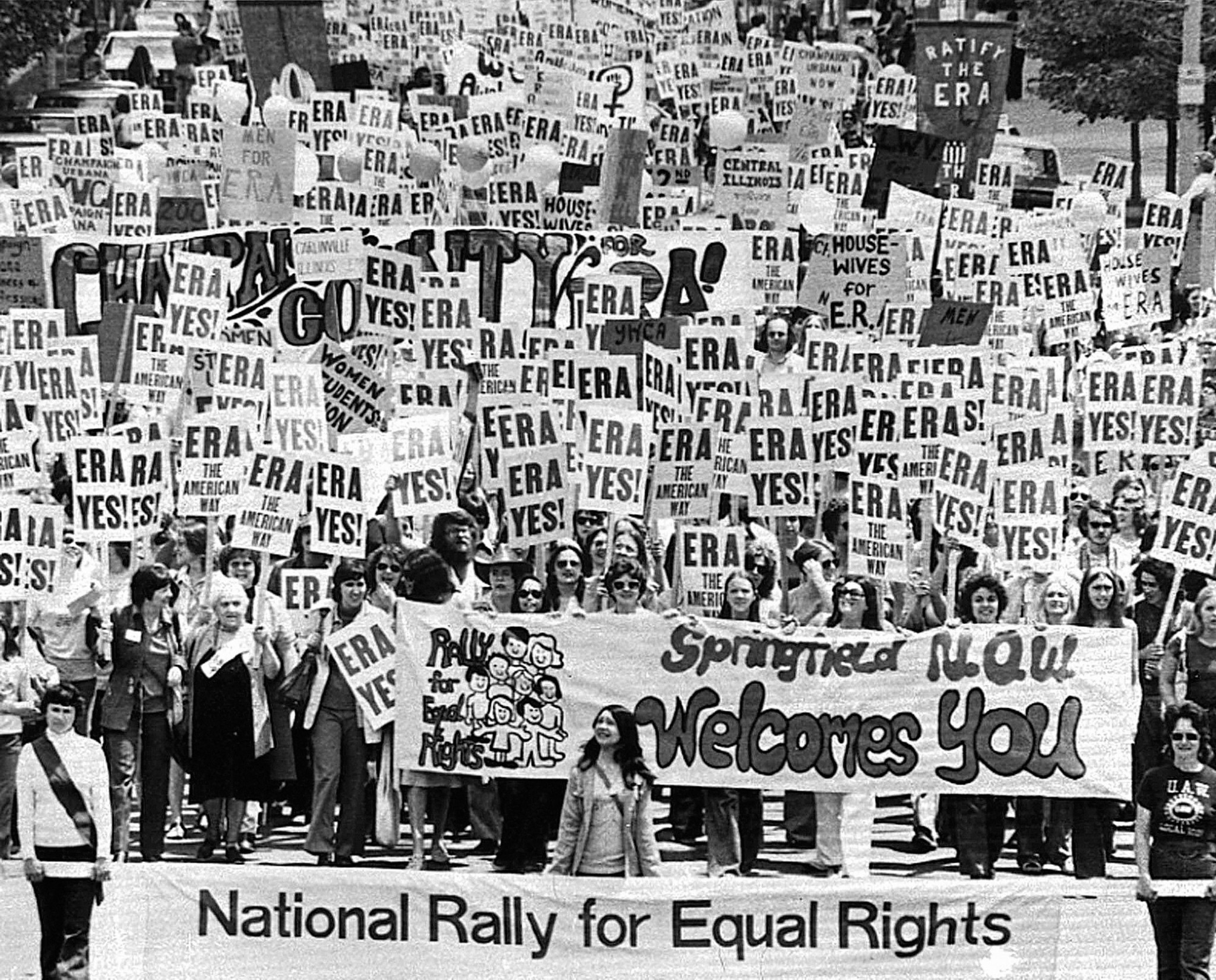 why the equal rights ammendment was Nearly 25 years after the defeat of the equal rights amendment, feminists and their political supporters, who now control congress, are back at it.