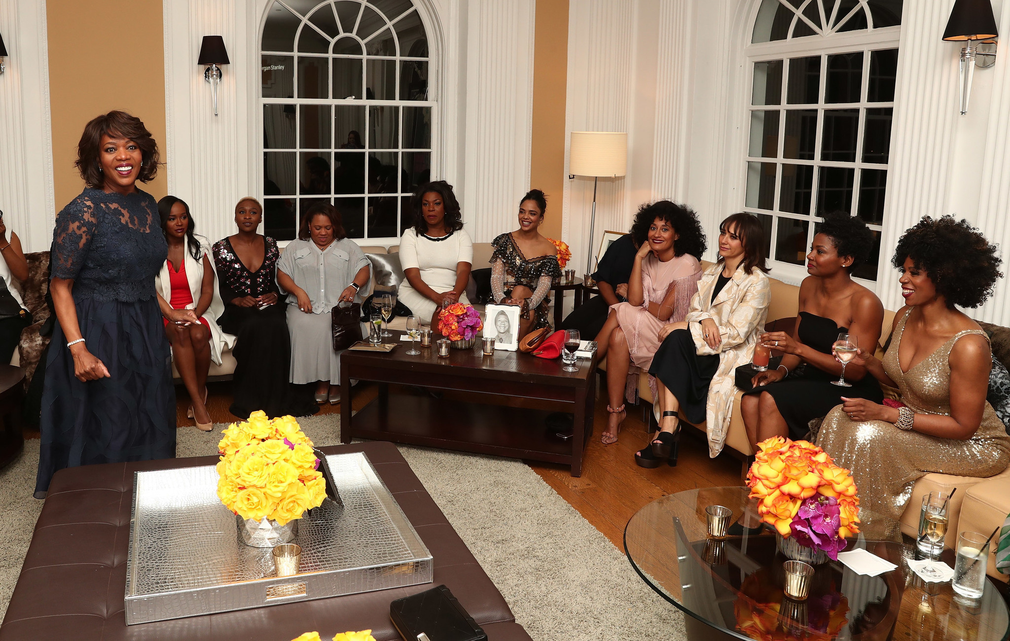 Image result for alfre woodard 2017 sistahs soiree