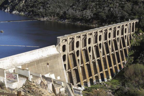 Lake levels rise across region