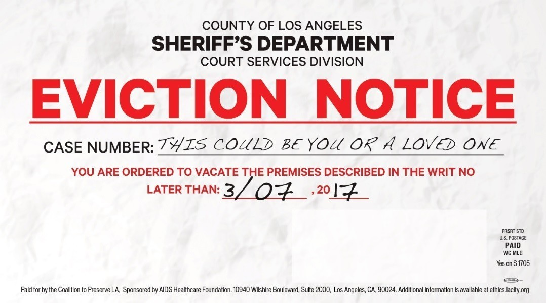 Sheriff'S Department Demands Halt To Measure S Mailers That Mimic