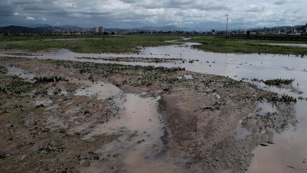143 million gallons of sewage spill into Tijuana River
