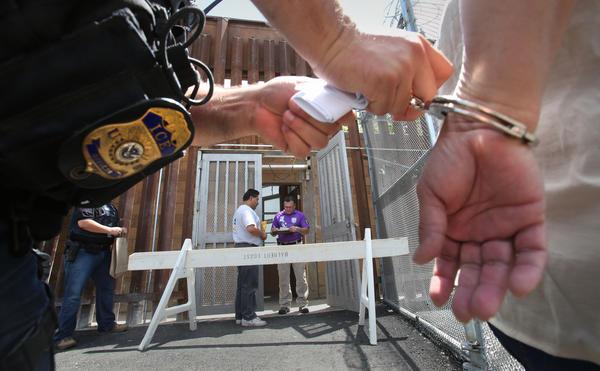Trump's policies put deportations under scrutiny