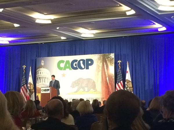 Rep. Devin Nunes tells California Republicans to push five ballot initiatives, though each could face tall hurdles