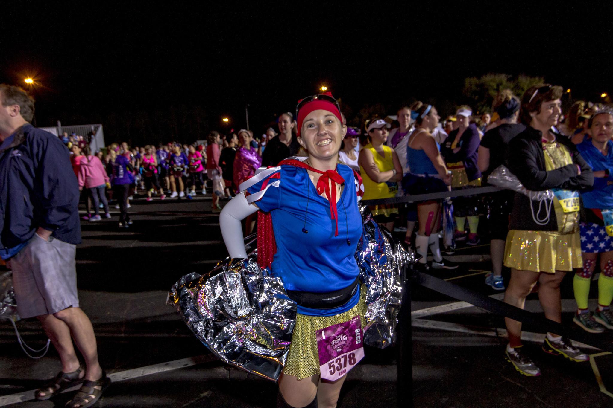Pictures 2017 Disney Princess Half Marathon Orlando Sentinel Polygo Minie Mouse By