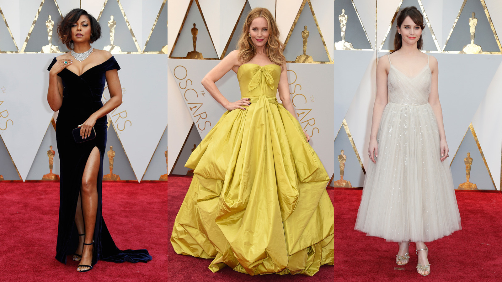 oscars 2017 best and worst dressed la times