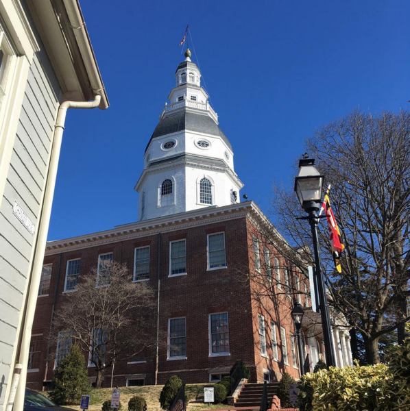 Maryland Senate poised to vote on lottery director Monday
