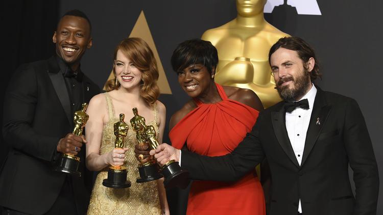 Photos: Oscars 2017
