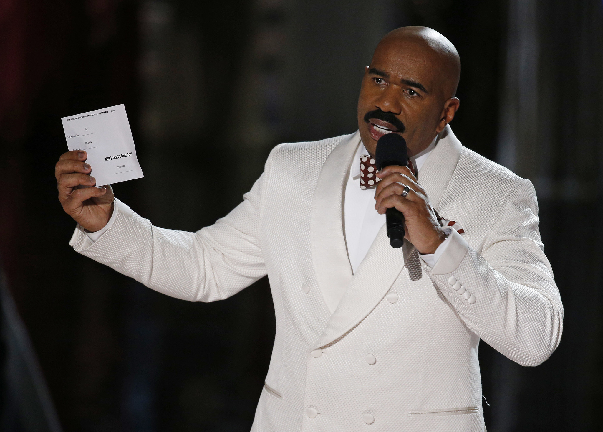ct steve harvey responds to oscars mix up 20170227 steve harvey responds to oscars mix up chicago tribune,Steve Harvey Meme Oscars