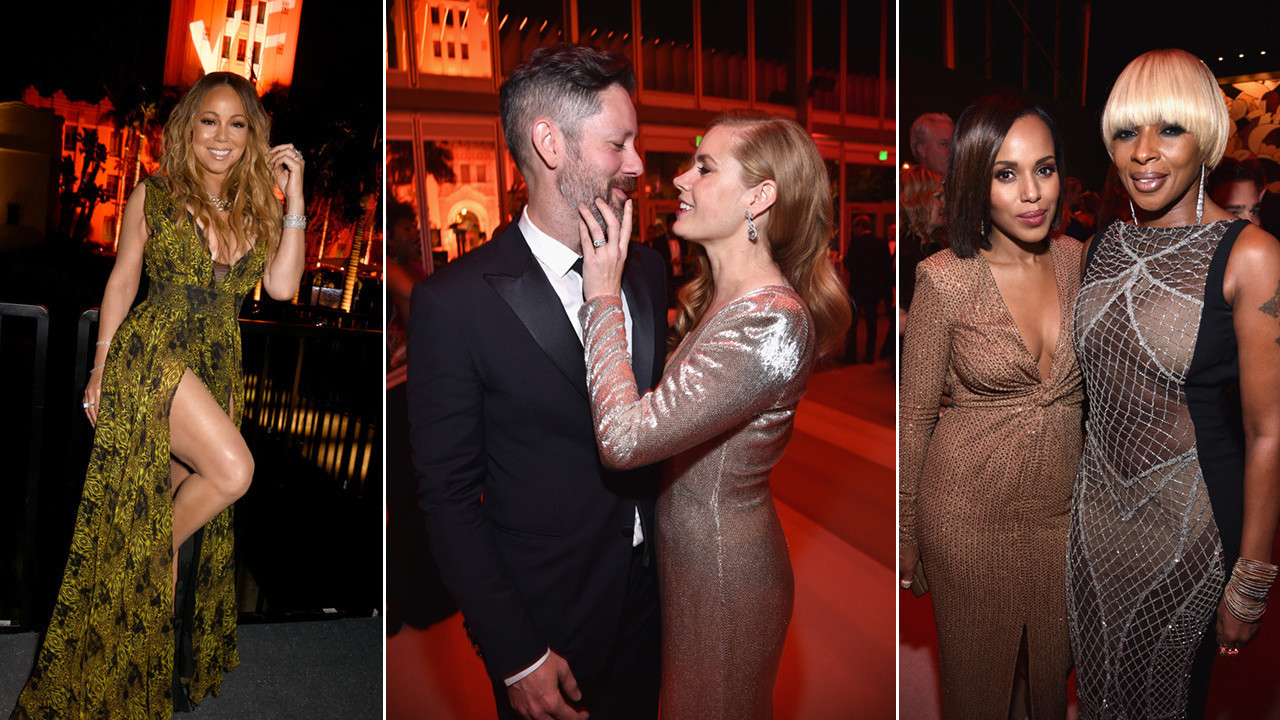 Everything you need to know about last night s Oscar after parties
