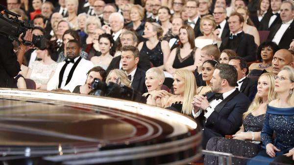 'What is happening???' Times photographer explains how he captured that viral Oscars moment