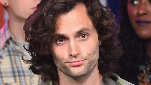 Penn Badgley marries Domino Kirke at a Brooklyn courthouse