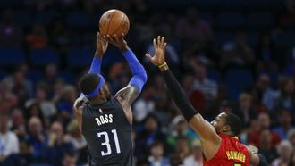 Terrence Ross is enjoying the adjustment to Orlando
