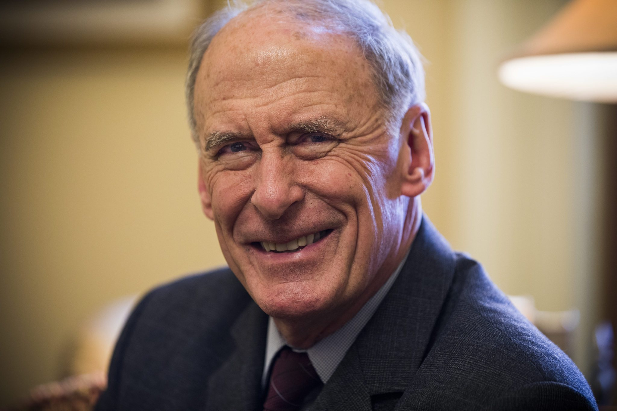 Dan Coats Faces Senate Confirmation Hearing To Be Top U S Intelligence Official Chicago Tribune