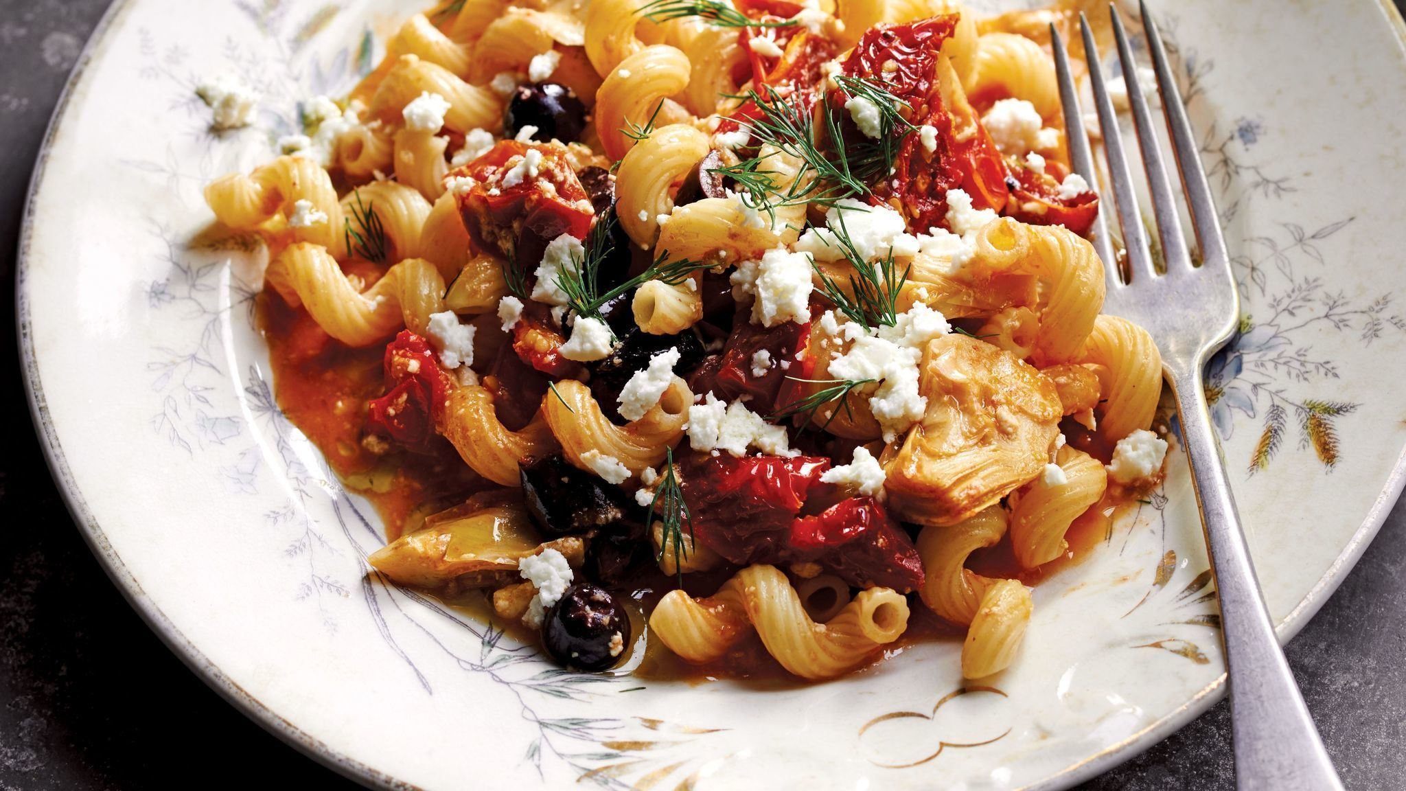 Cavatappi pasta's curves perfect for soaking up sauce - The San ...