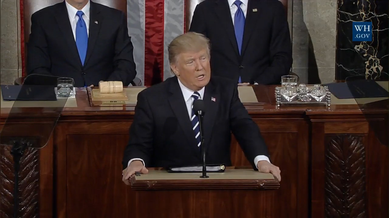 politics trump outlines vision first president