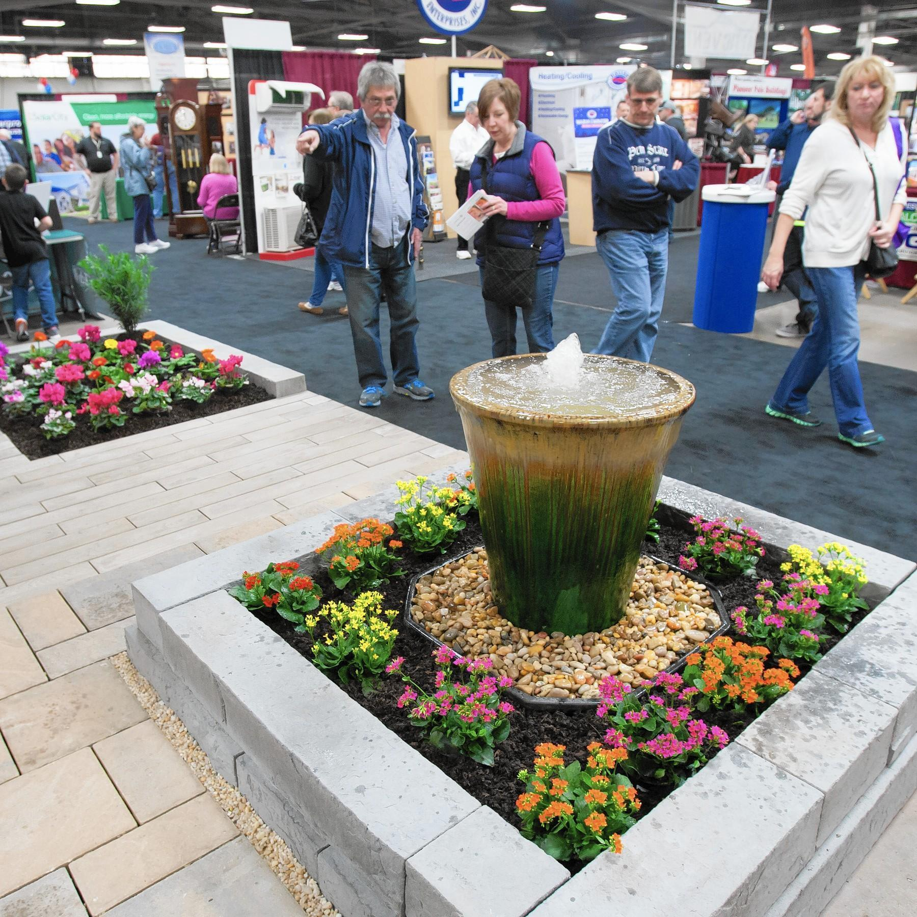 Eastern Pennsylvania Home Show Get Ideas For Your Home Makeover The Morning Call