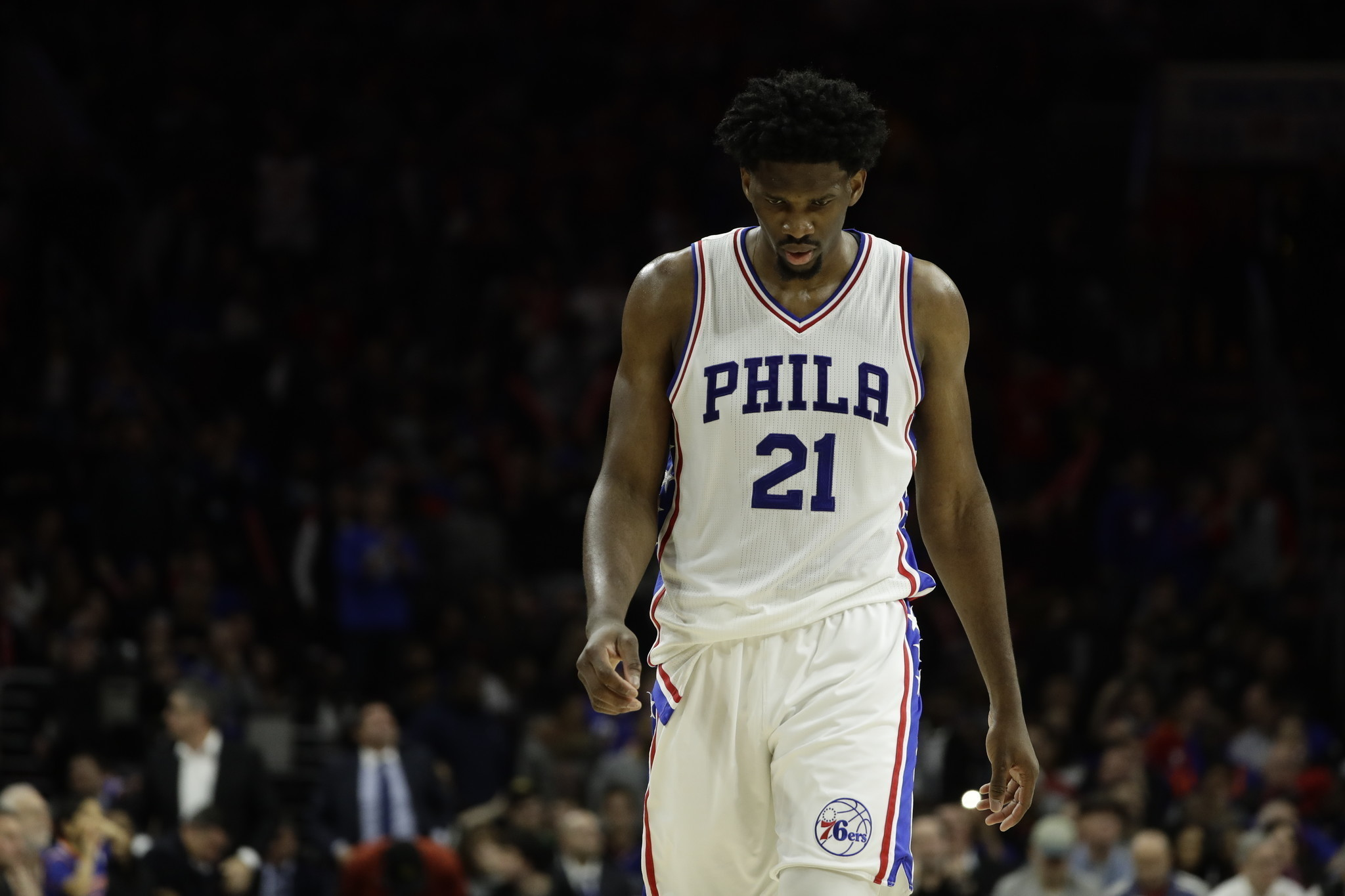 NBA report: Joel Embiid to miss rest of season; Kevin Durant's status unclear