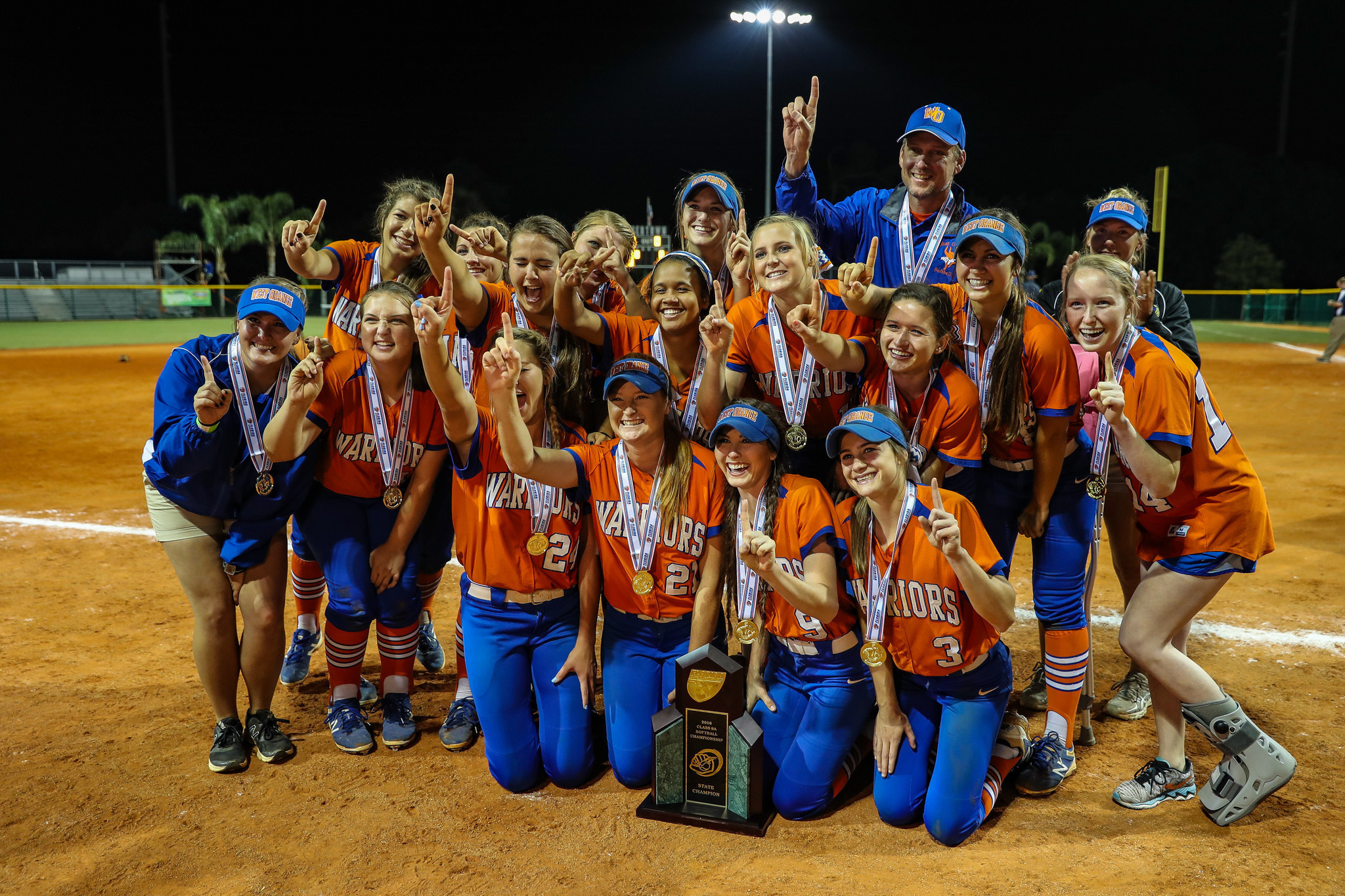 Miracle Sports first softball state poll for 2017 - Orlando Sentinel