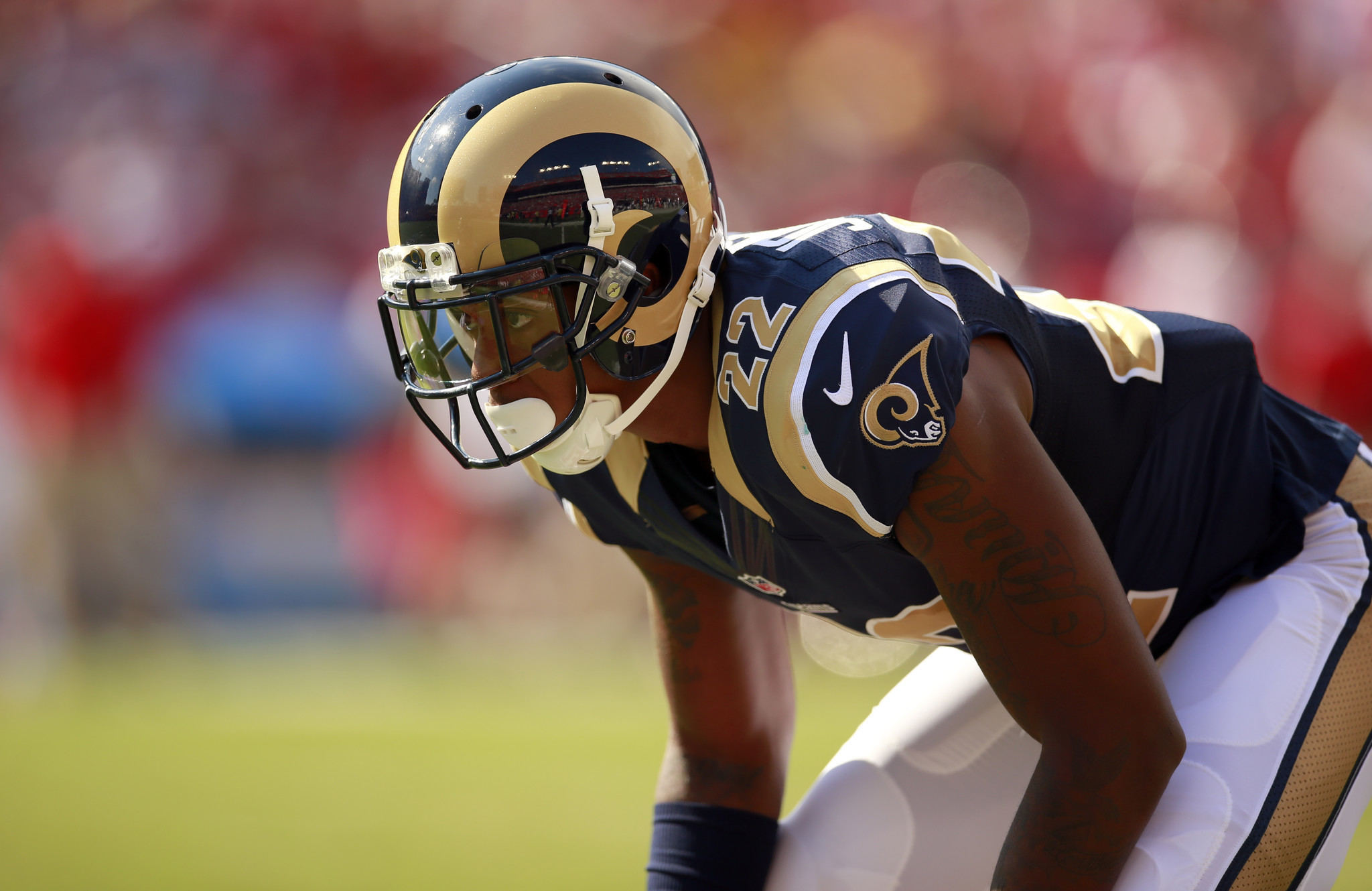 Rams place franchise tag on Trumaine Johnson for second straight