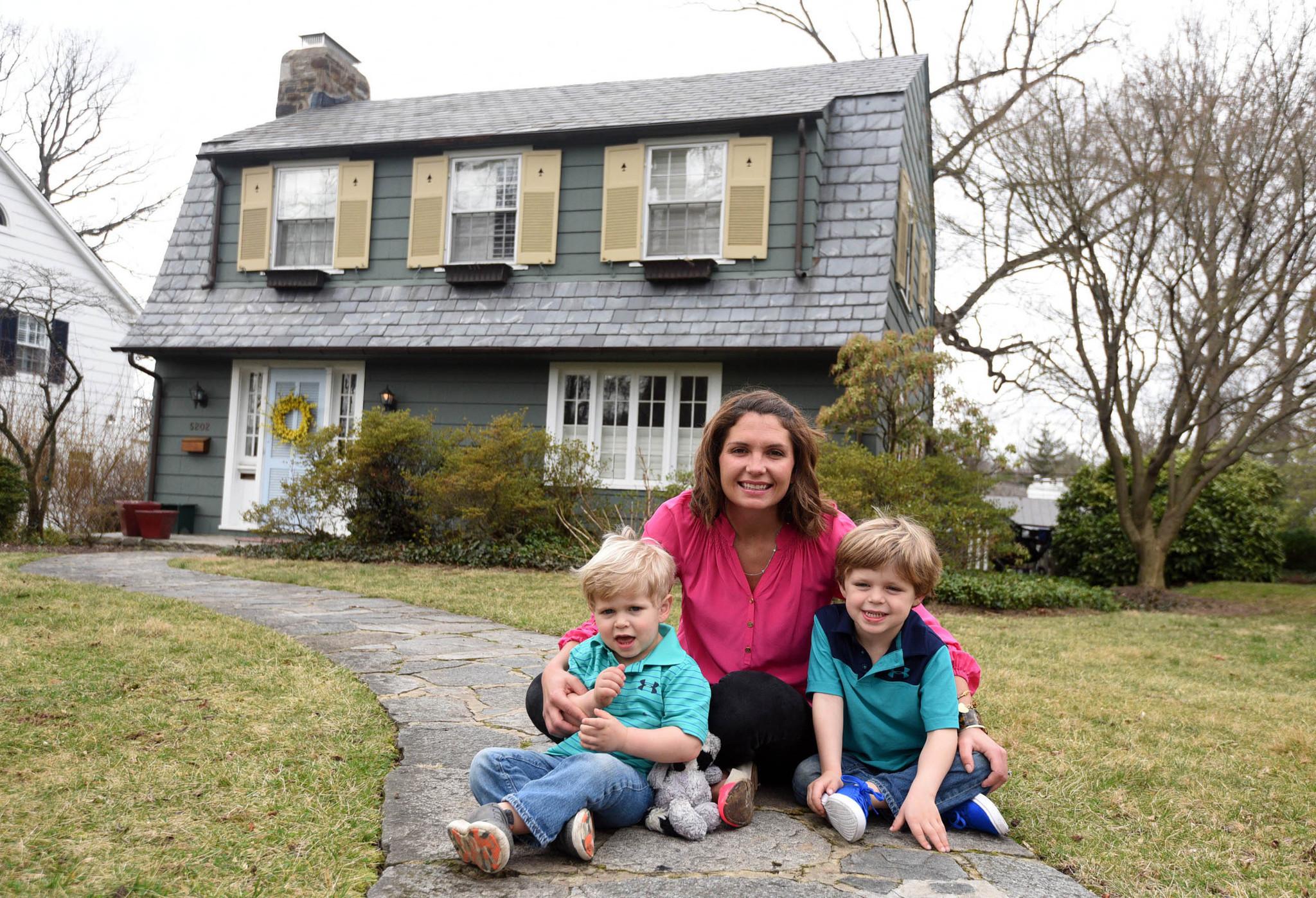 Baltimore dream home homeland house was filming location for Dream home location