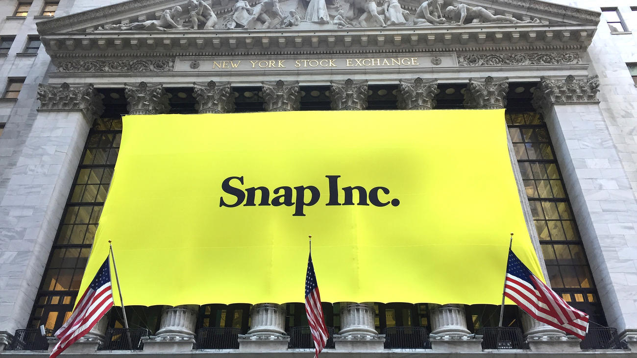 Snap Ipo Live Updates: Shares Jump More Than 10% On Second Day Of Trading   La Times