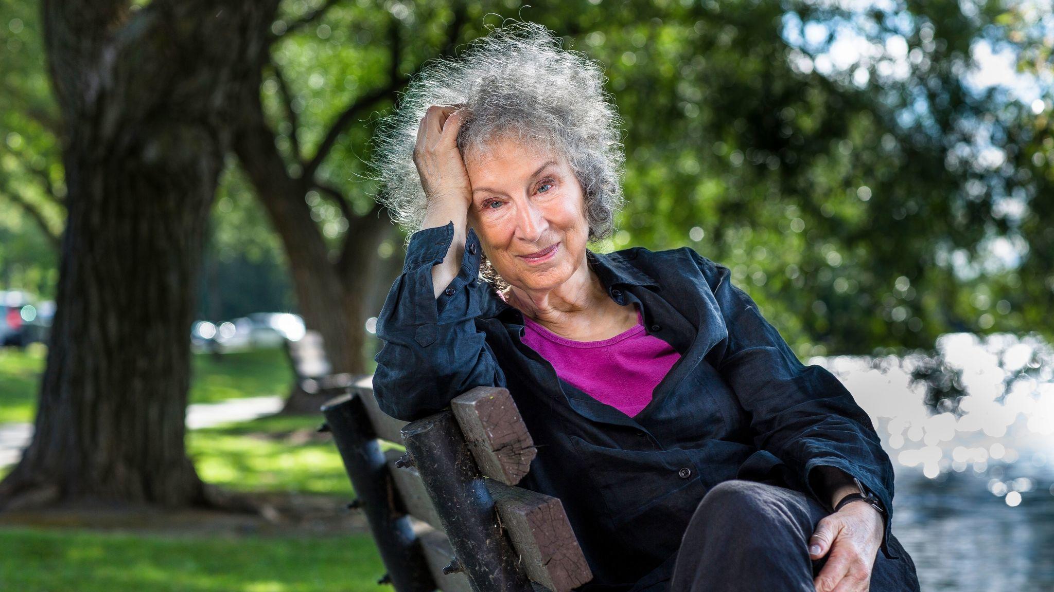 Margaret Atwood (Liam Sharpe)