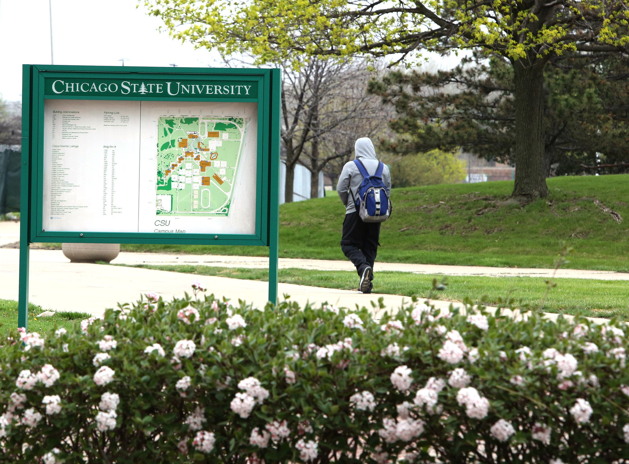 Chicago State Spends 1 2 Million On A Temporary Maintenance Fix