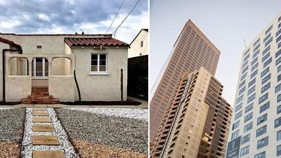 High-rises or bungalows? The battle to define L.A.'s character goes to the ballot