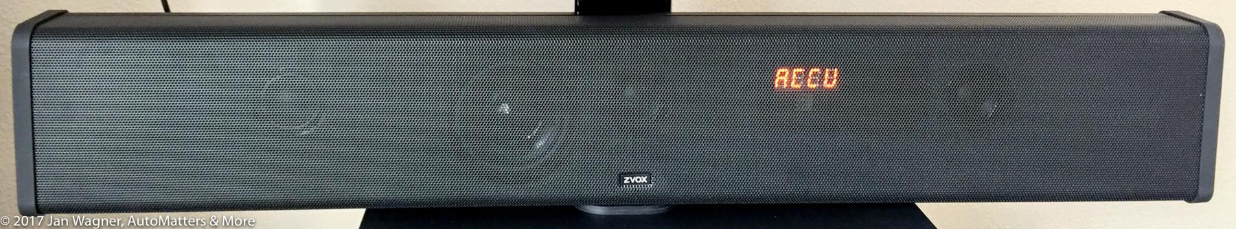 ZVOX Soundbar SB400