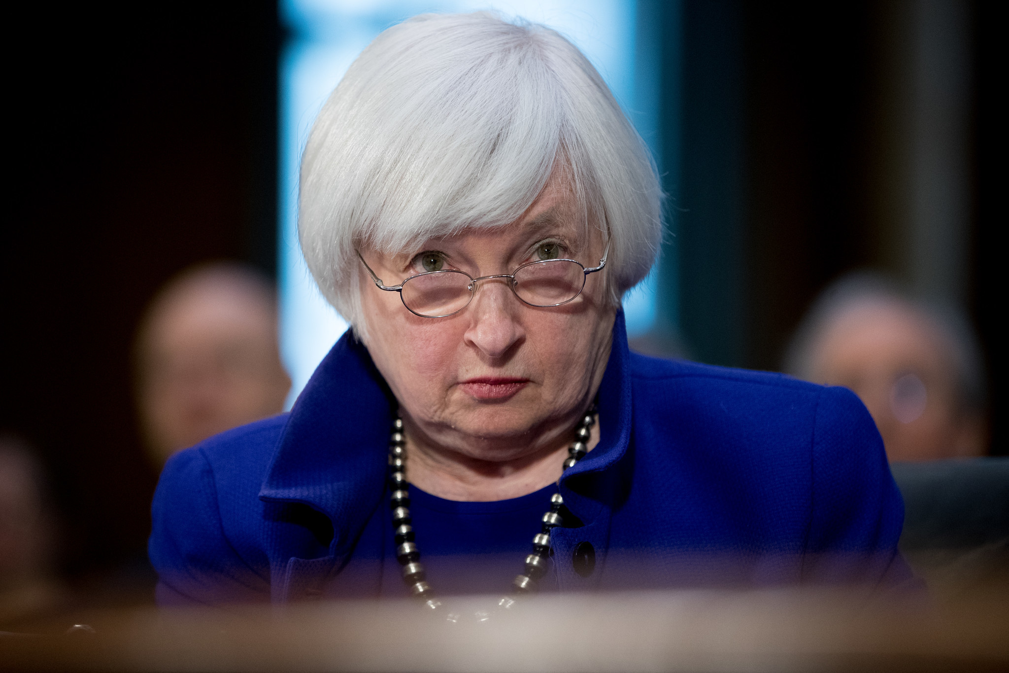 Fed's Yellen gives a strong signal that an interest rate hike is coming