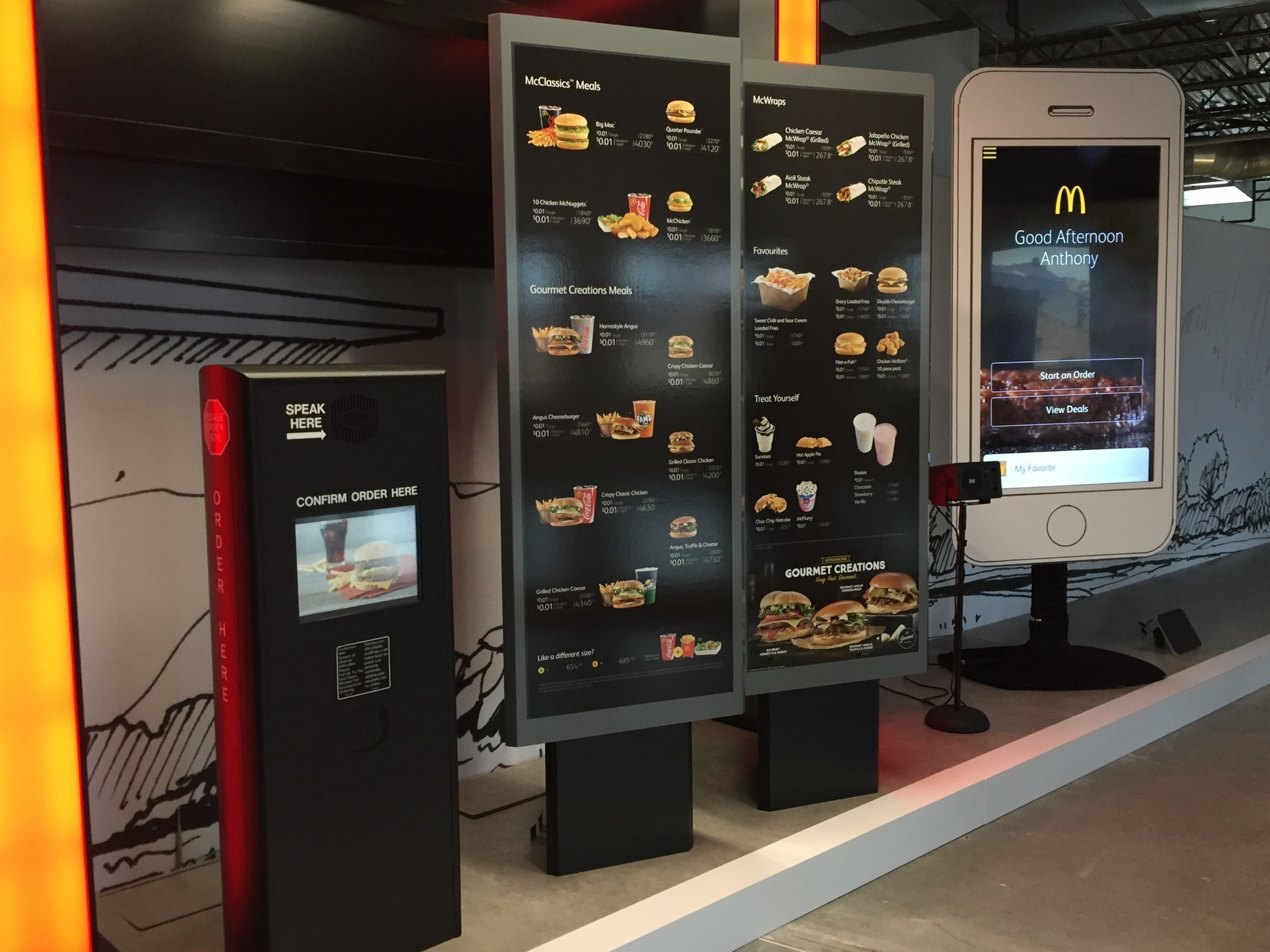 McDonald's plan for mobile pay: Avoid Starbucks' mistakes ...