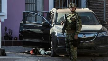 More and more people are being murdered in Mexico — and once more drug cartels are to blame