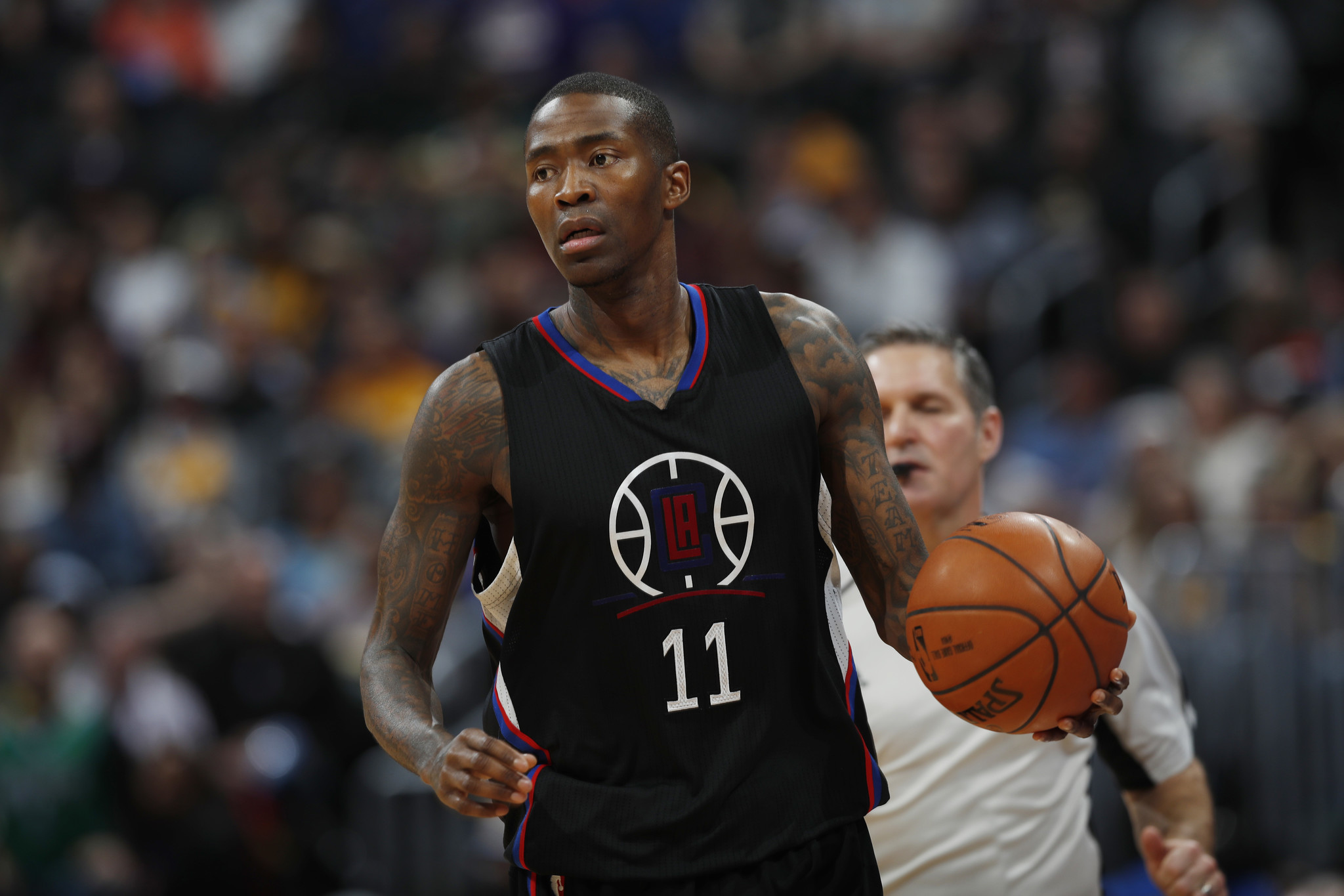 17 seasons later Clippers guard Jamal Crawford is still ting