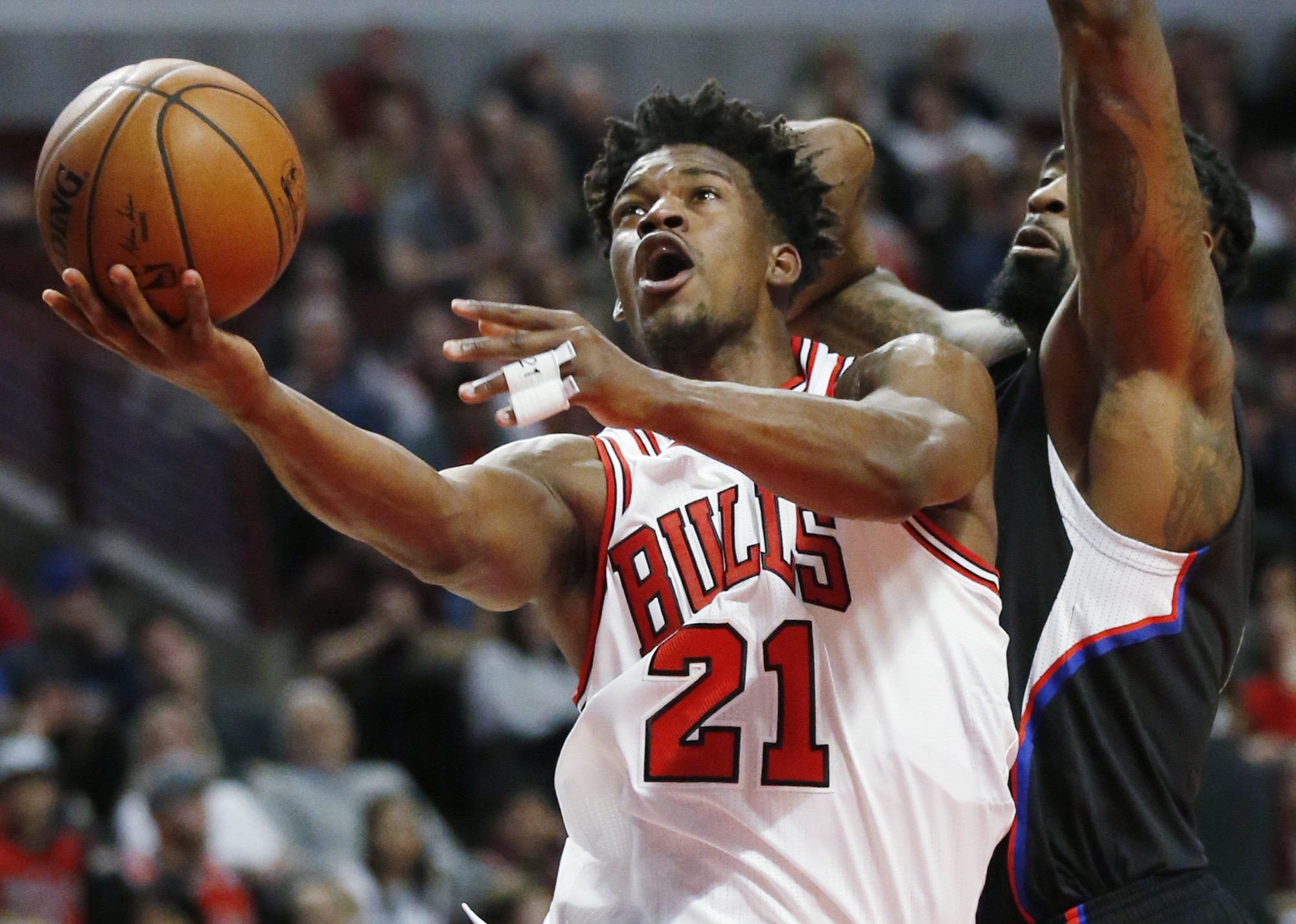 Bulls look to free Jimmy Butler for more scoring as they begin key stretch - Chicago Tribune