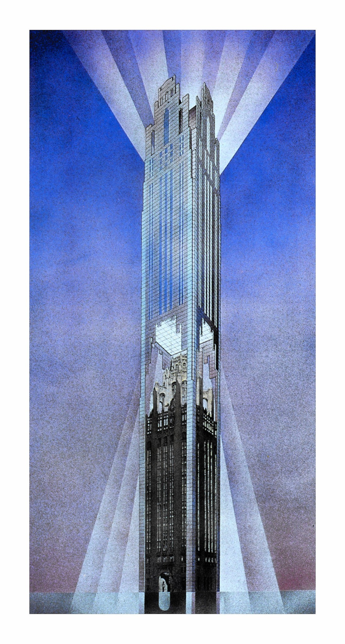 2nd Architecture Biennial To Feature Tribune Tower U0027redesignsu0027   Chicago  Tribune