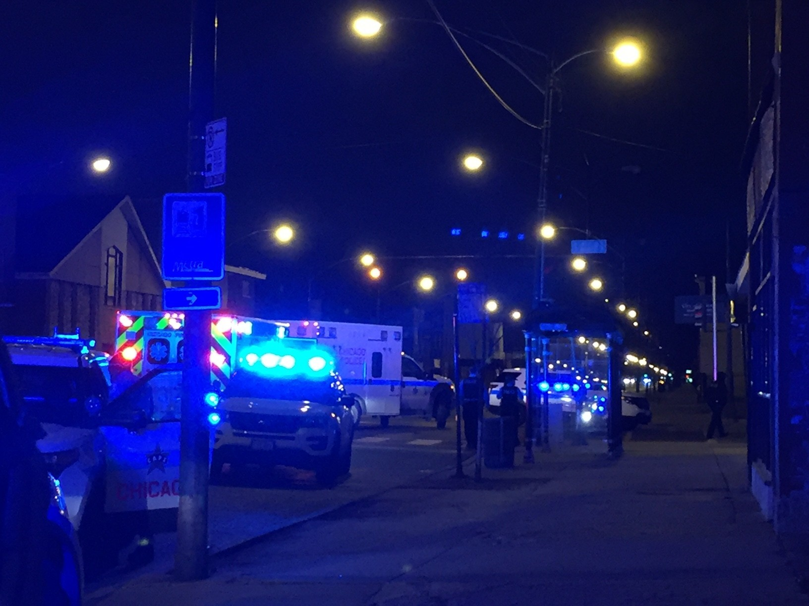 Despite stretch of no homicides, more people shot in Chicago this year than last