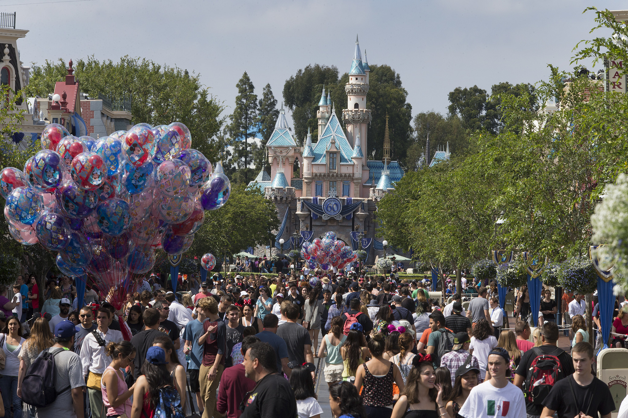 Ticket prices for Universal Studios, Disneyland and other theme parks are rising fast