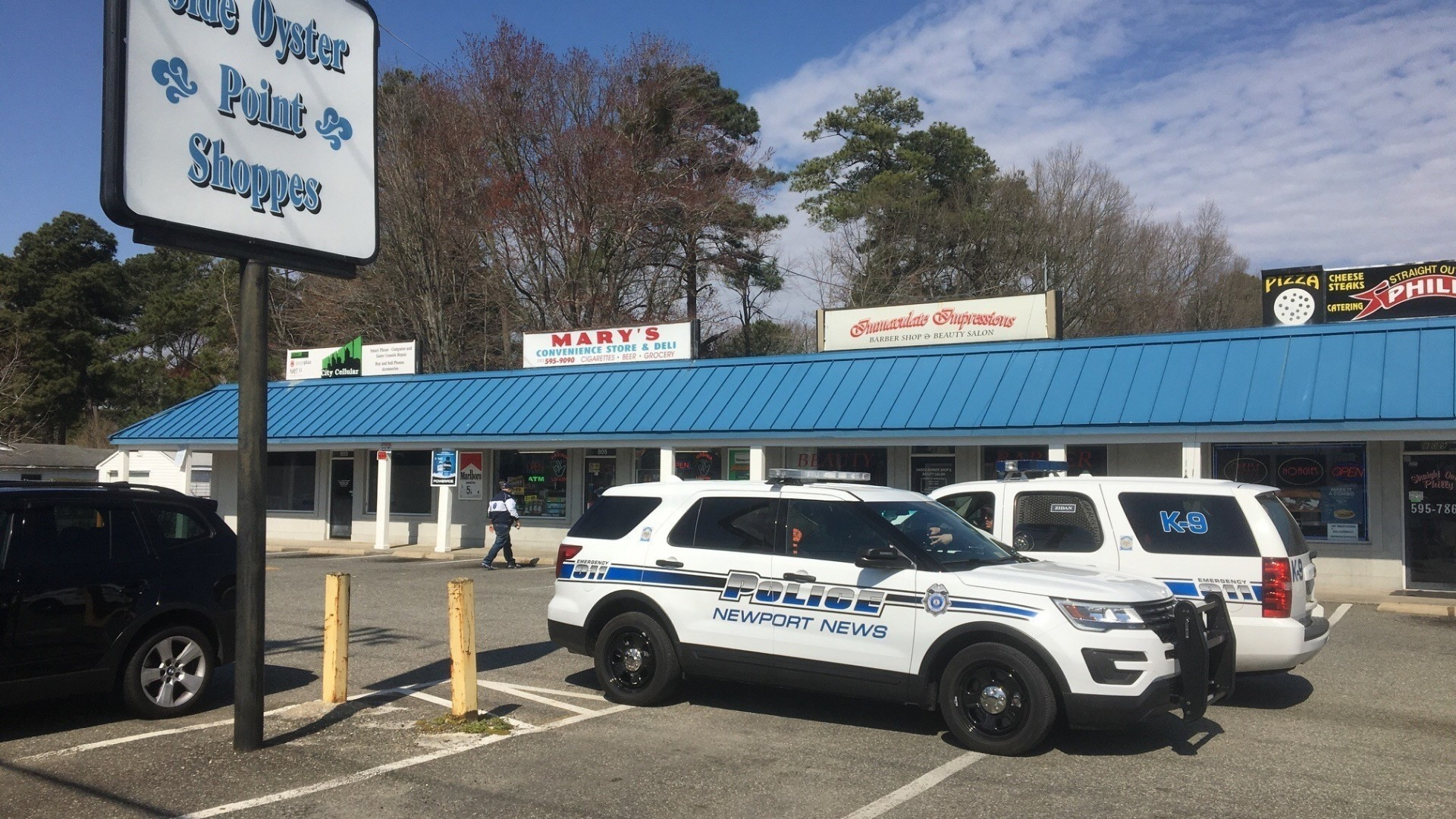 786 Newport Road Newport News Police Respond To 2nd Related Robbery At Marys