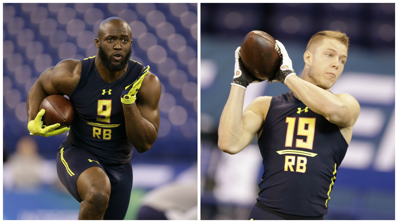 Winners and losers at the NFL scouting combine