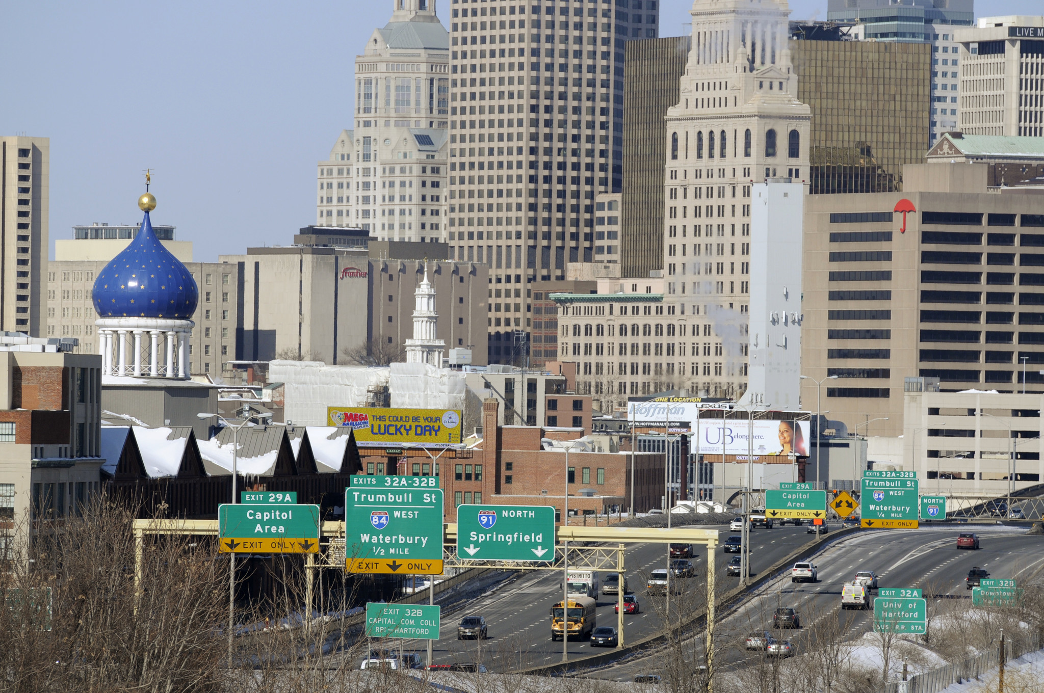 U.S News Ranks Hartford 31st Among Top 100 Places To Live ...