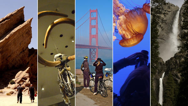 The California Bucket List: Your daily guide to the best adventures and experiences in the Golden State