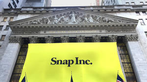 Shares in Snapchat maker fall below initial trading price — and analysts think they'll drop more